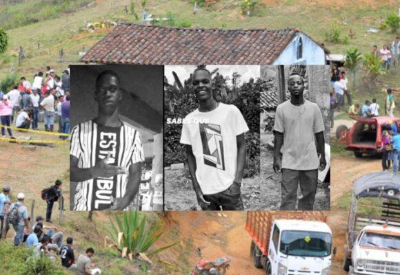 La fiesta de 15 años que terminó en masacre en el Cauca