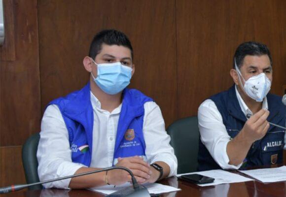 Tropezón del alcalde de Cali para cumplir con acuerdos de la Resistencia de Meléndez