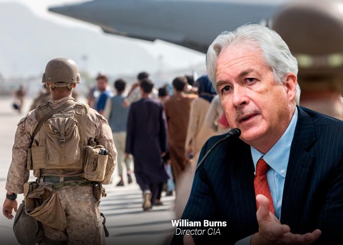 El primer cara a cara entre EE.UU y altos mandos talibanes