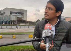 Camilo Romero buscar darle giro a la investigación que pesa en su contra