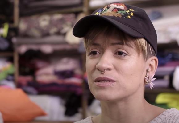 Video: En el barrio Santa Fe, los habitantes de calle aprenden a confeccionar