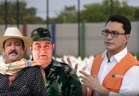 Los enemigos que Carlos Caicedo ha cosechado en el Magdalena