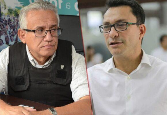 Carlos Caicedo deja a un hombre de toda su confianza a cargo de la gobernación