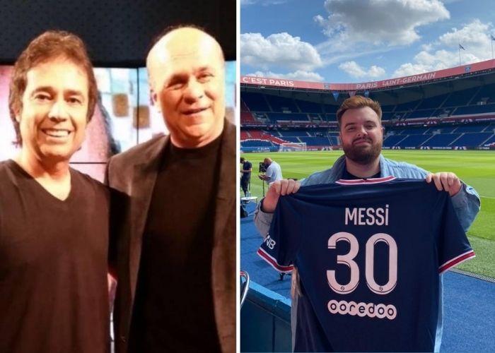 Que tiemblen Carlos Antonio y Cesar Augusto: cachetazo de Messi a los viejos periodistas de siempre