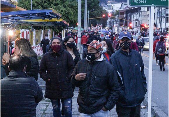 4.023 casos nuevos y 143 fallecimientos más por Covid en Colombia