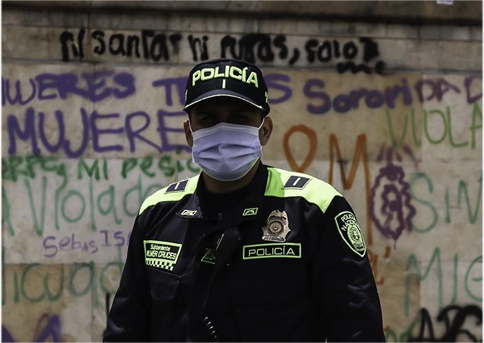 1.124 casos nuevos y 53 fallecimientos más por Covid en Colombia
