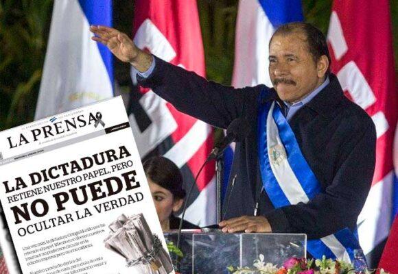 Nicaragua se queda sin impresos: 'La Prensa' cierra su versión física por falta de papel