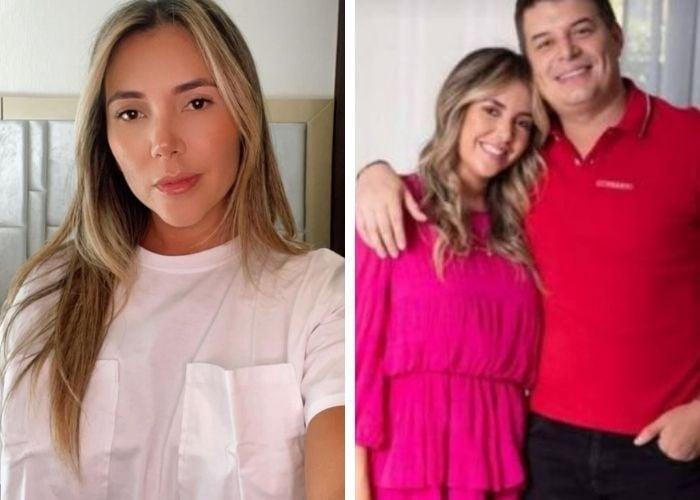 ¿Está casado el nuevo amor de la viuda de Martín Elias?