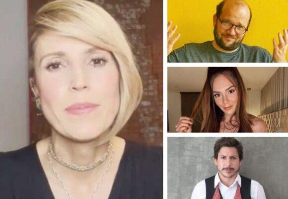 La lambonería de Daniel Samper, Lina Tejeiro y Alejandro Riaño con la Azcárate
