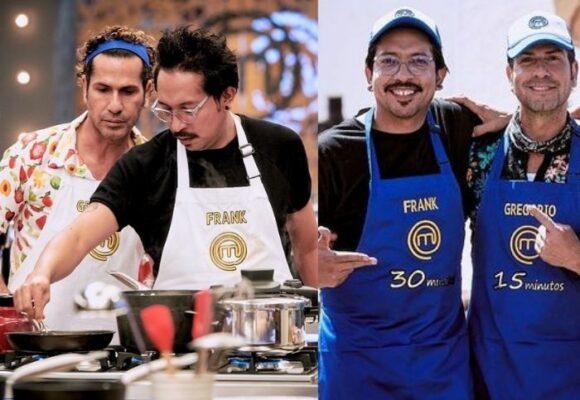 Nace un nuevo amor en MasterChef: Frank Martínez y Gregorio Pernía inseparables
