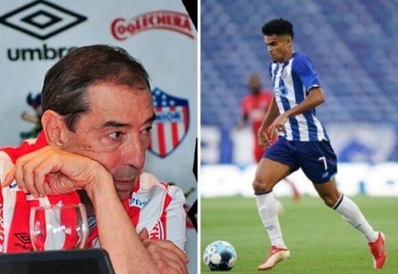Fuad se quedó con los crespos hechos: nadie quiso comprar a Luis Diaz