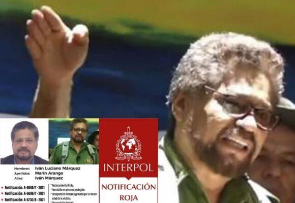 Estados Unidos ofrece 10 millones de dólares por la cabeza de Iván Márquez