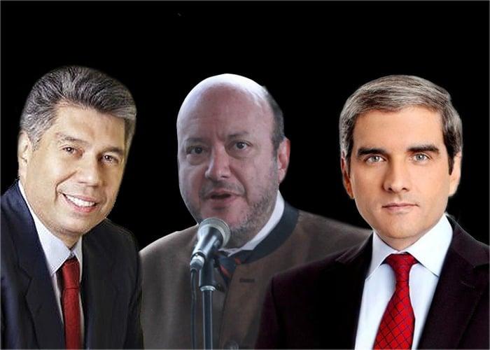Félix, Coronell y Julito ¿Por qué critican tanto si ni siquiera viven en Colombia ?