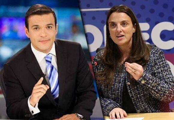 Juan Diego Alvira, la pesadilla que atormenta a Karen Abudinem