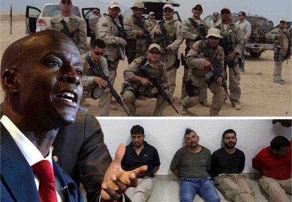 18 millones de dólares les iban a pagar a los militares colombianos por matar al presidente de Haití