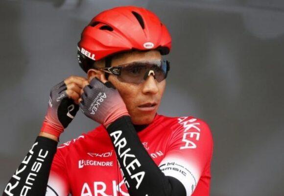 El triste y doloroso final de Nairo Quintana