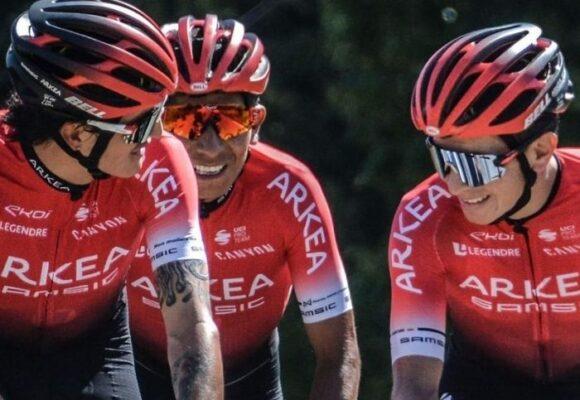 Los ciclistas que han hecho su carrera a las espaldas de Nairo Quintana