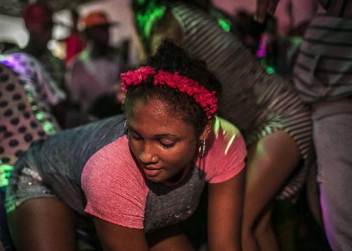 Los champetudos: expresión de resistencia en Cartagena