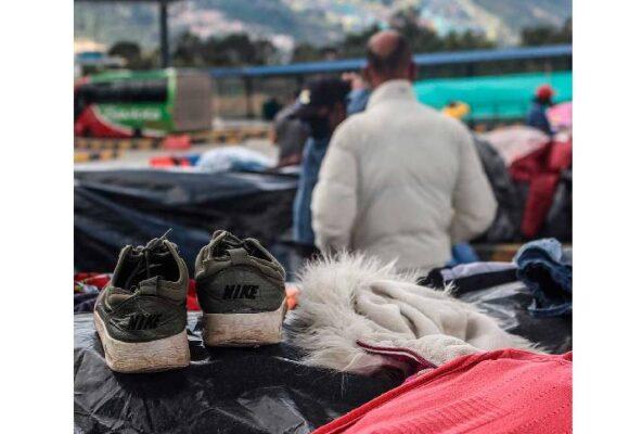 Ola de migrantes agrava crisis en Colombia