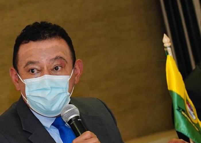 Gobernador de Nariño arremete contra trabajadores sindicalizados