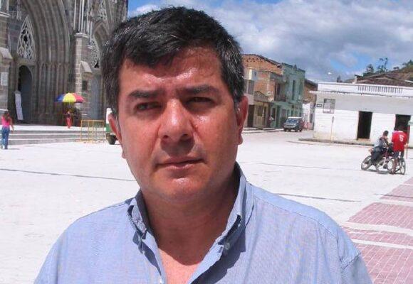 Nueva novela del nariñense Alejandro García Gómez