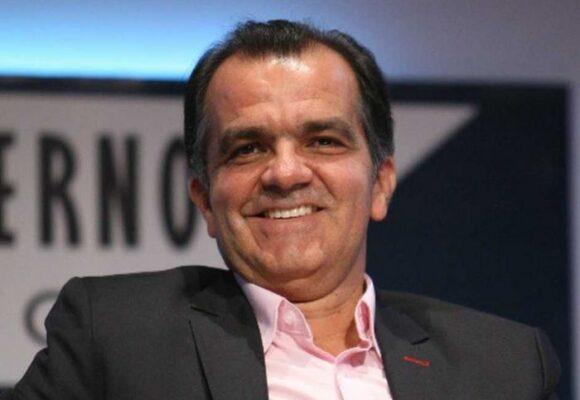 Entre empresarios, Óscar Iván Zuluaga se echa al agua