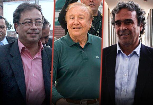 Rodolfo Hernández se mete en la contienda presidencial y Petro se desploma