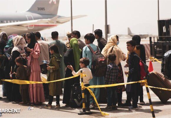 La gente buena que traerán de Afganistán