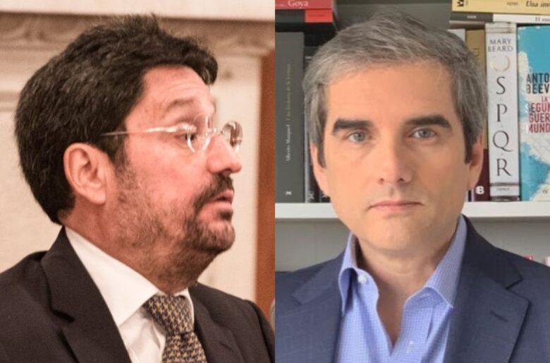 Bofetada de Félix de Bedout a Pacho Santos por hablar mal de Epa Colombia -  Las2orillas