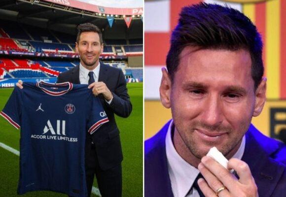 ¿Puede la salida de Messi quebrar al Barcelona?