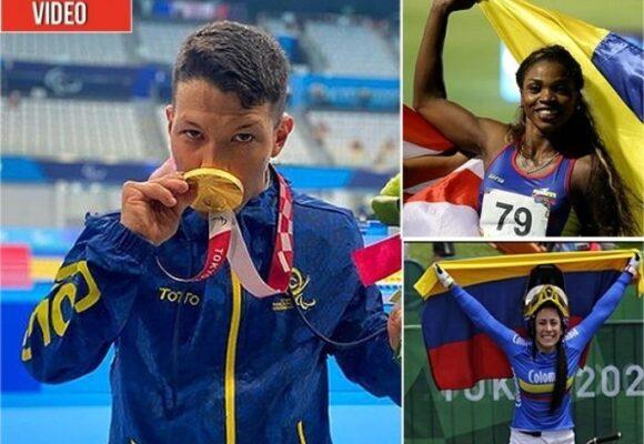 Más que Mariana Pajón y Caterine Ibarguen: Nelson Crispín es el colombiano que más medallas olímpicas posee