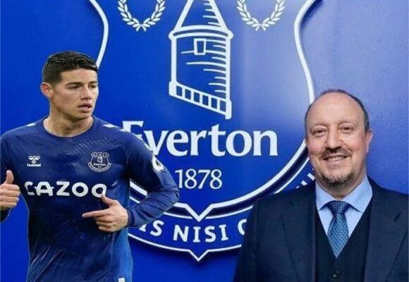 ¿En qué momento James pasó de ser la estrella del Everton a convertirse en el hueso que nadie quiere?