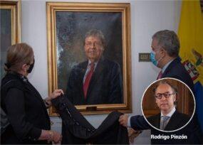 La embarrada del jefe de protocolo de la Cancillería con la familia de Carlos Holmes Trujillo