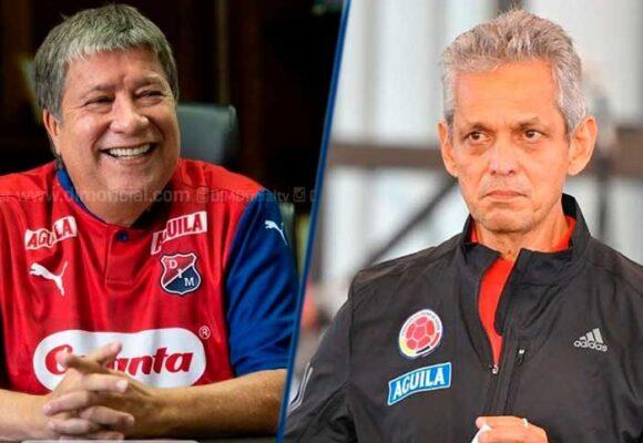 ¿Ahora es el abogado de James?: La grosería del Bolillo Gómez con Reinaldo Rueda