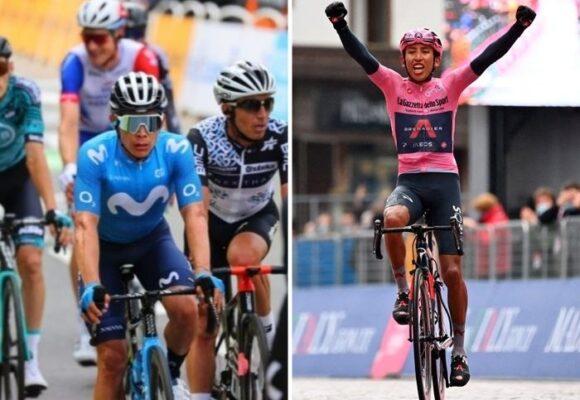 Supermán Lopez, el principal rival que tendrá Egan en la Vuelta a España