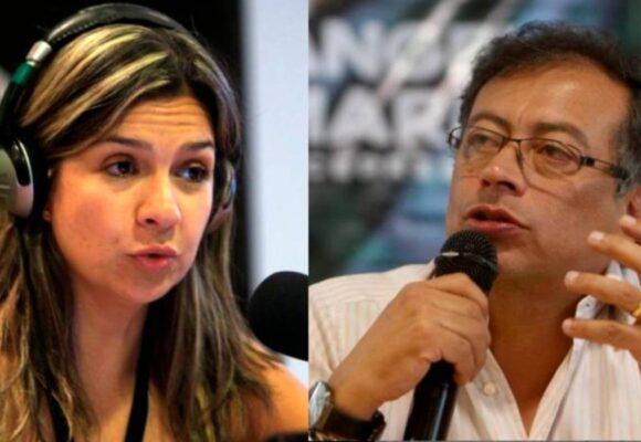 ¿Vicky Dávila cree que Petro y sus seguidores son los talibanes colombianos?