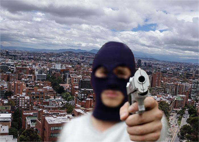 ¿Desde cuando el barrio de los ricos en Bogotá se convirtió en un infierno?