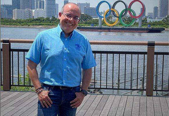 Ricardo Orrego: la apuesta fallida de Caracol en los olímpicos de Tokio