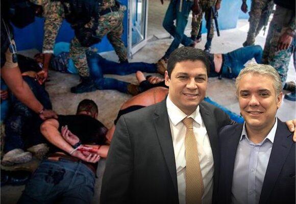 La inútil gestión del embajador Daniel Cabrales para asistir a los 18 exmilitares detenidos en Haití