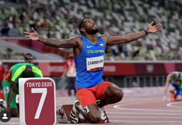La lesión que estuvo a punto de sacar de los Olímpicos a Anthony Zambrano