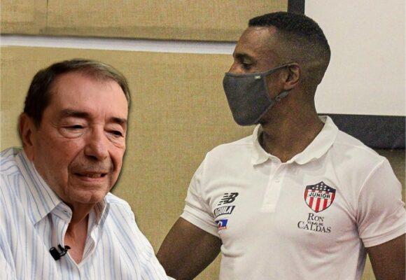 ¿Por qué Fuad Char le ha tenido tanta paciencia a Luis Amaranto Perea?