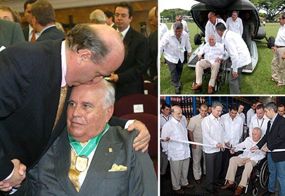 El accidente casero que dejó en silla de ruedas a Carlos Ardila Lulle