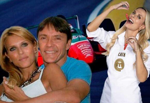 El gran rival de Juan Pablo Montoya que terminó casado con Catalina Maya
