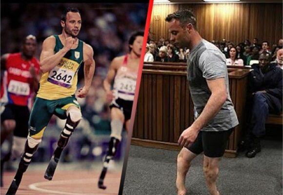 Era sexy, rápido y mató a su esposa: la caída de Pistorious, el mejor atleta paralimpico de la historia