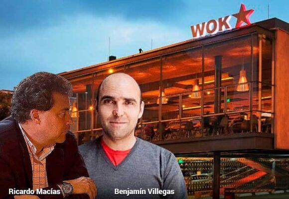 El matrimonio de Wok y Crepes & Waffles que volvió popular la comida asiática