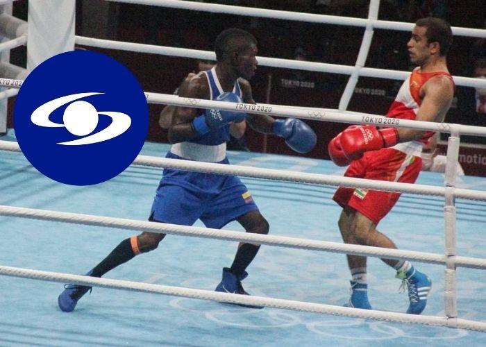 Caracol hace caso a sus televidentes y transmitirá la pelea de Yuberjen Martínez