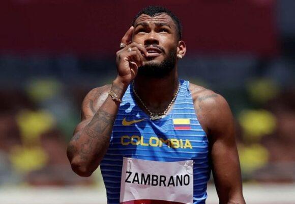 Cuando el gobierno colombiano le quitó el apoyo a Anthony Zambrano por lesionarse