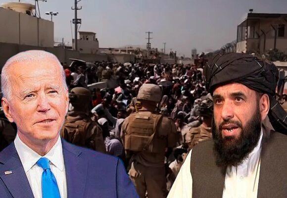 Los talibanes advierten