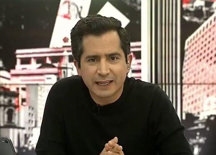 ¿Carlos Cortés se cansó de la censura a Zona Franca?