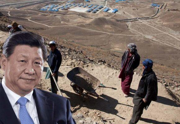China reconoce al gobierno talibán con un ojo puesto en la explotación minera